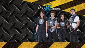 Laser Raiders