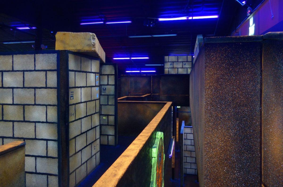 Fun Group Games >> Loveland Laser Tag   iPlayLaserforce