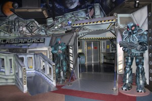 Laserforce Entry 11-13