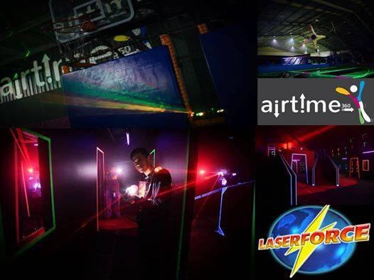 Air Time 360 Iplaylaserforce