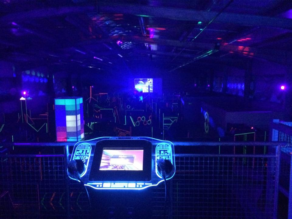 Laser Tag Arena Karlsruhe Iplaylaserforce