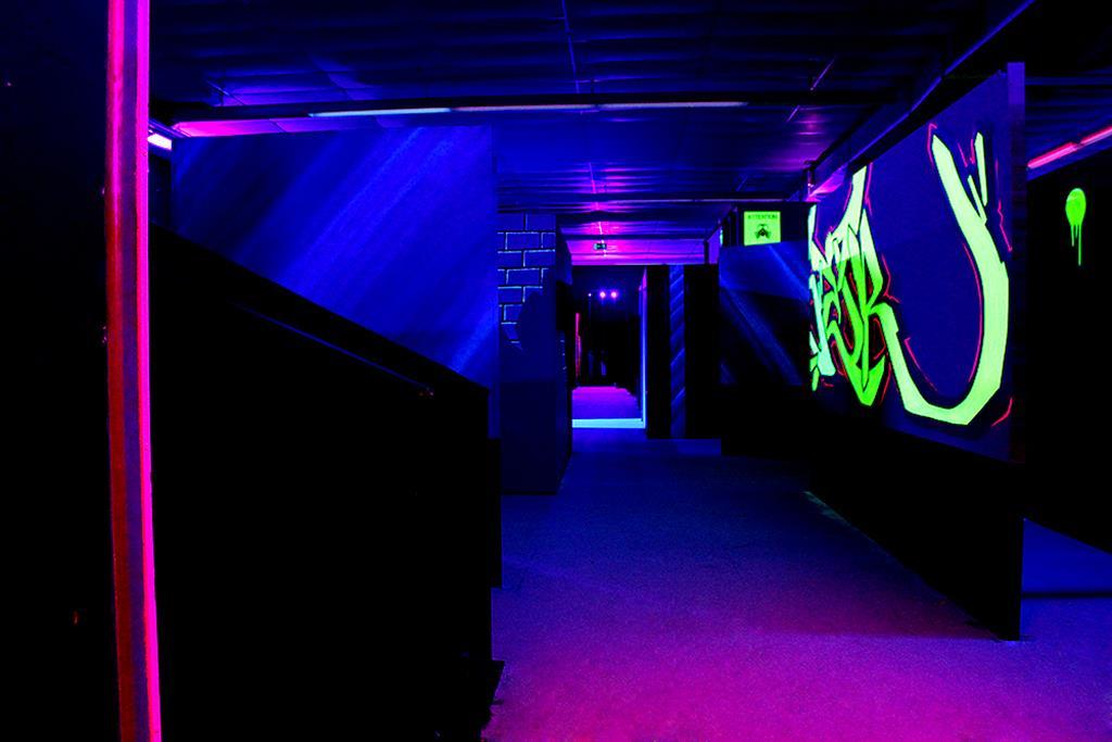 Lazer Zone Essen | iPlayLaserforce